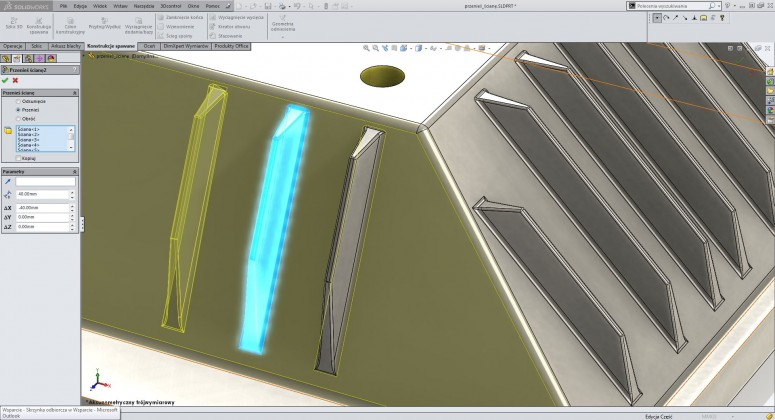 import modelu - SolidWorks