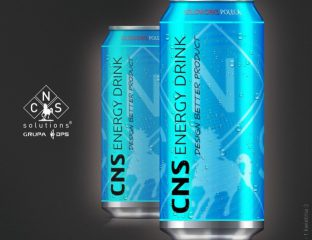 CNS ENERGY DRINK - design better product