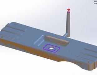 SolidWorks Plastics Advanced: Jak przeciwdziałać zdeformowanej geometrii