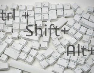 ctrl-shift-alt solidworks
