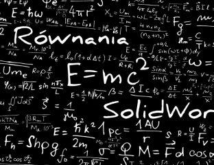 Tworzenie równań w SOLIDWORKS