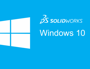 SOLIDWORKS-Windows-10