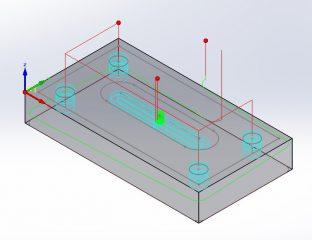 Obrabianie plików DXF DWG