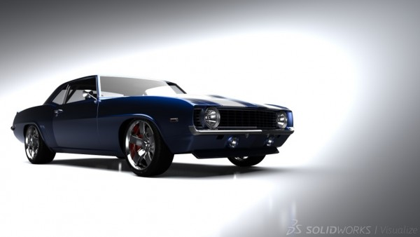 SOLIDWORKS Visualize Route