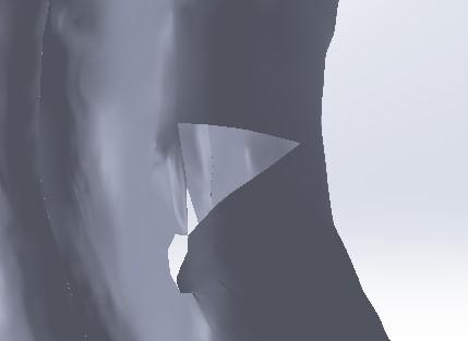 ubytek powierzchni