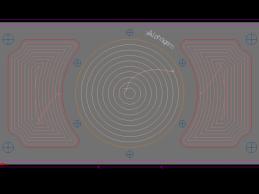 AlphaCAM – Menadżer Warstw