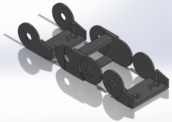 prowadnica kablowa model