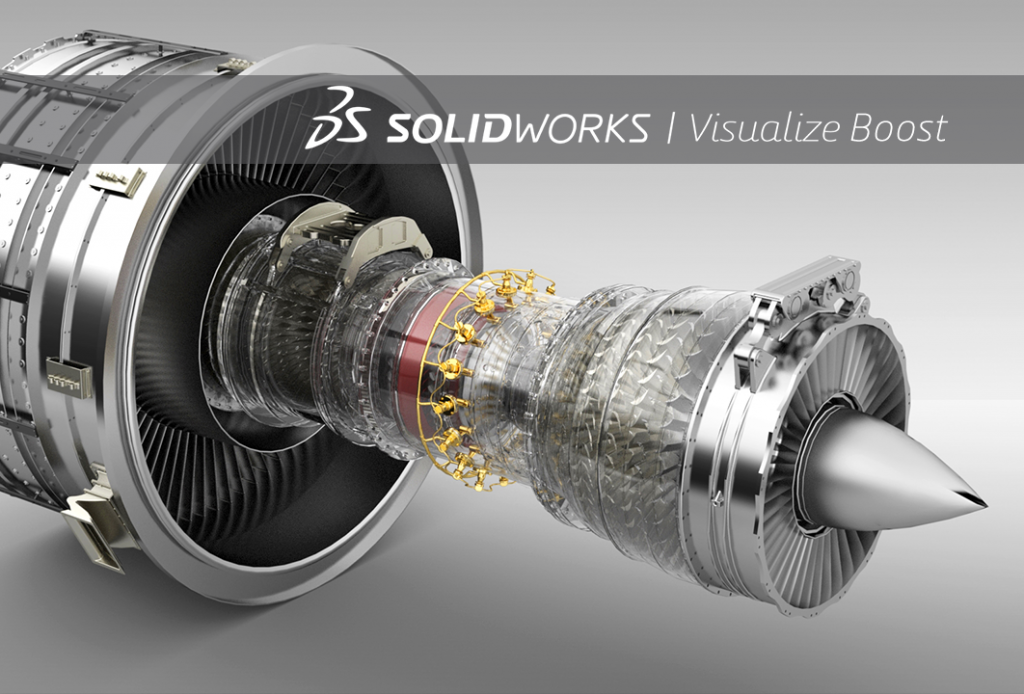 SOLIDWORKS Visualize Boost