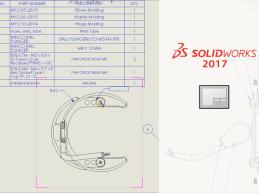 SOLIDWORKS 2017 – Rysunek