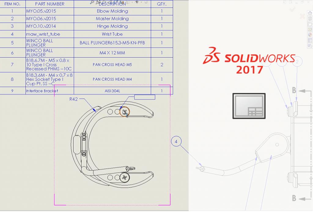DPSTODAY rysunek rysunki solidworks 2017