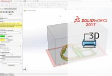SOLIDWORKS 2017 – Drukowanie 3D