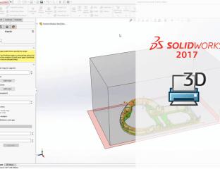 DPSTODAY solidworks 2017 drukowanie 3d