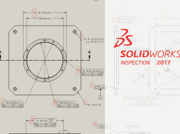 SOLIDWORKS 2017 – Inspection