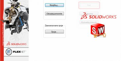 Aktualizacja serwera licencji SOLIDWORKS