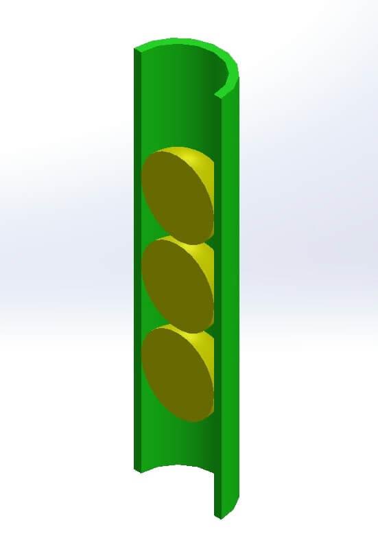 ukryj komponenty solidworks