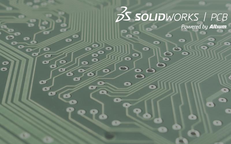 Tworzenie schematów w SOLIDWORKS PCB