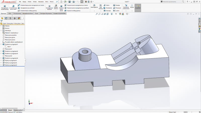 solidworks model cswa