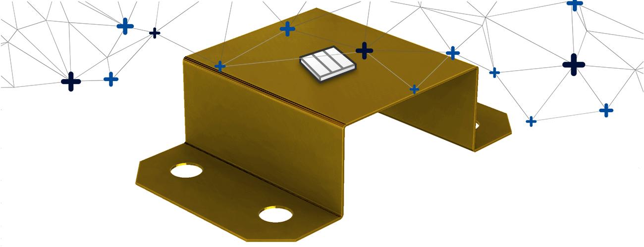 dpstoday rozłożonego modelu arkusz blach
