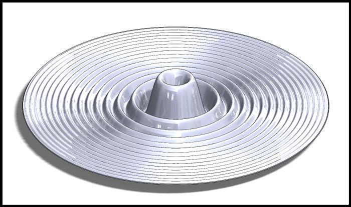 model bryłowy krzywa solidworks
