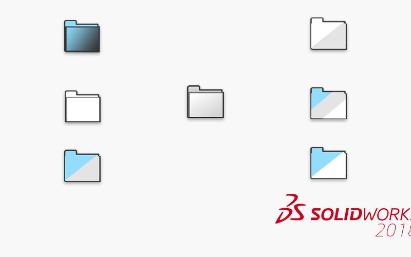 DPSTODAY solidworks 2018 foldery drzewo