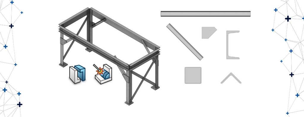 elementy konstrukcja spawana solidworks dpstoday