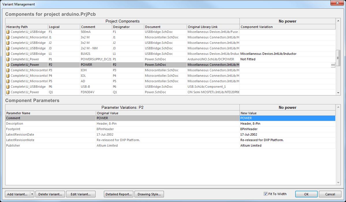 solidworks pcb komponenty