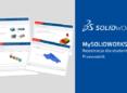 Instrukcja rejestracji dla studentów na portalu MySOLIDWORKS dpstoday