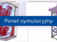 panel symulacyjny symulacja mes fea solidworks simulation flow