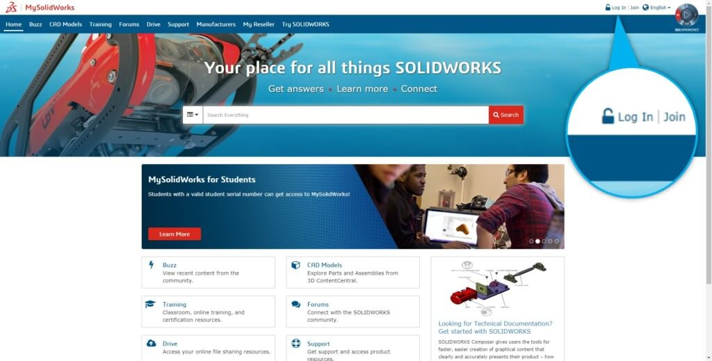 mysolidworks my solidworks admin aktywacja