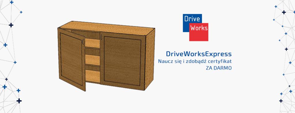 DriveWorksXpress poznaj narzędzie i zdobądź certyfikat