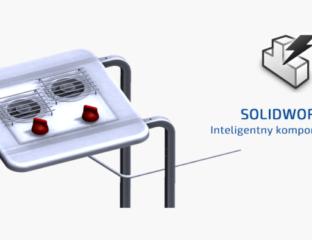 Tworzenie inteligentnych komponentów w SOLIDWORKS dpstoday