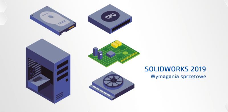 wymagania sprzętowe solidworks 2019