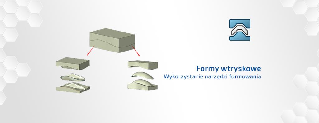 solidworks formy wtryskowe narzędzia formowania narzędzi myszka dpstoday