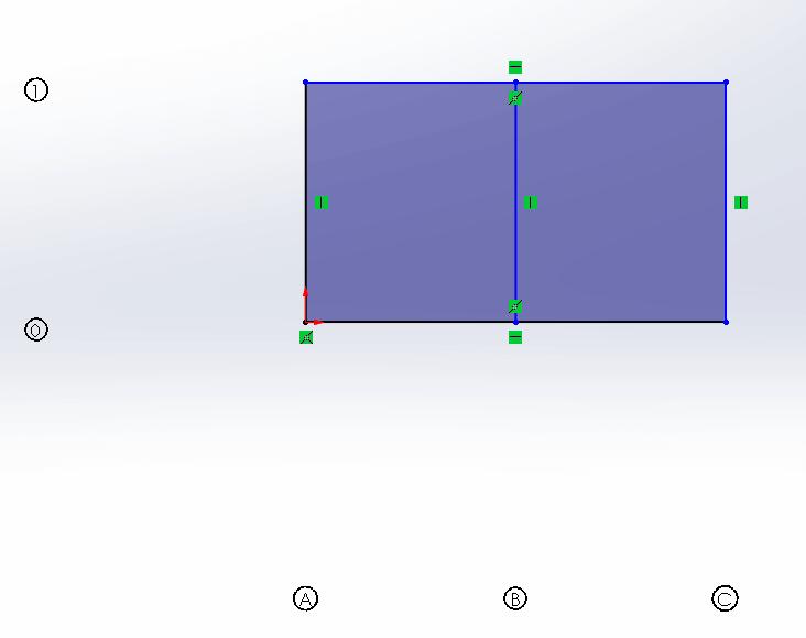 szkic konstrukcje spawane siatka układ siatki uklad solidworks
