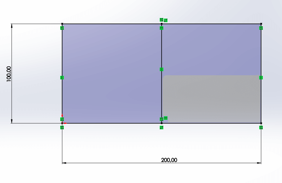 wymiarowanie solidworks uklad układ siatki