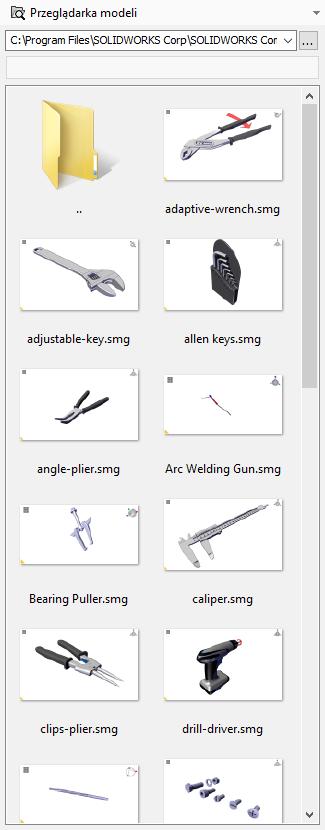 solidworks composer narzędzia instrukcje montażowe modele