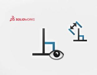 Relacje w szkicu 2D i 3D - SOLIDWORKS