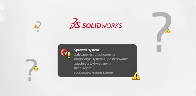 Jak wyłączyć SOLIDWORKS Resource Monitor