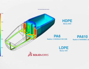 Baza Danych SOLIDWORKS Plastics - 3dContentCentral -DPS Software