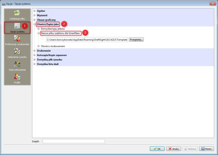 Domyślna jednostka podczas importu DWG DXF z DraftSight do SOLIDWORKS - DPS Software