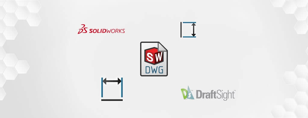 Domyślna jednostka podczas importu DWG DXF z DraftSight do SOLIDWORKS - DPS Software