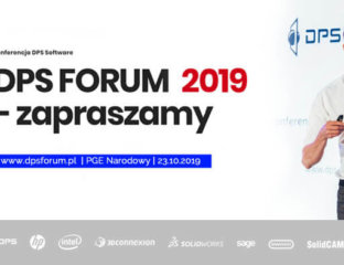Konferencja SOLIDWORKS 2020 - DPS FORUM 2019
