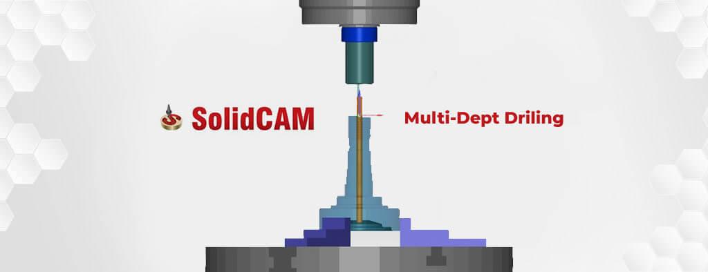 SOLIDCAM - oprogramowanie do optymalizacji obrobki CAM w SOLIDWORKS