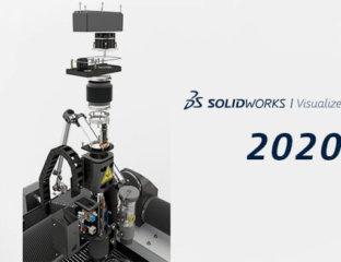 SOLIDWORKS Visualize 2020 – co nowego w kolejnej odsłonie programu