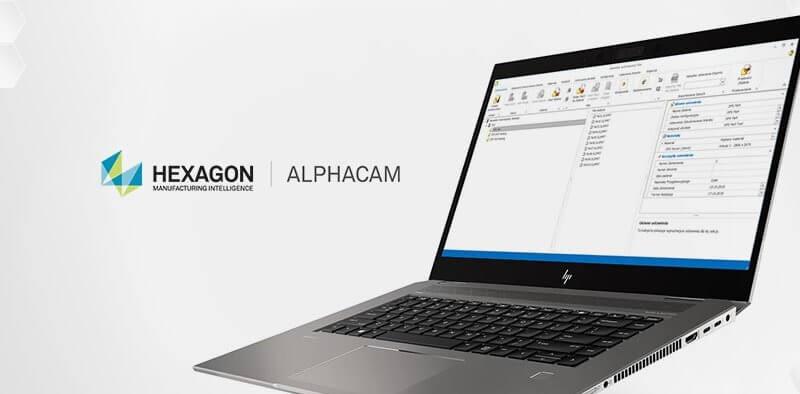 Podstawowe funkcje menadzera automatyzacji Alphacam