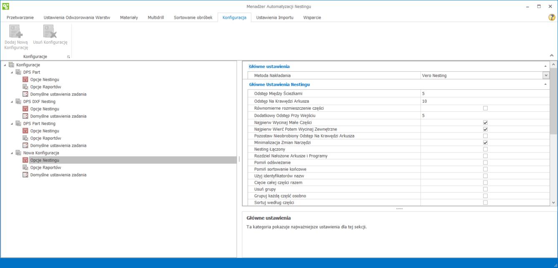Alphacam Menadżer Automatyzacji Automation Manager
