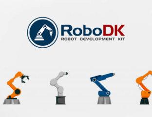 robodk sterowanie robotami przemyslowymi dpstoday
