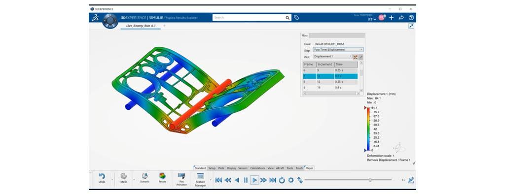 Platforma 3DEXPERIENCE Academy First Look Simulia
