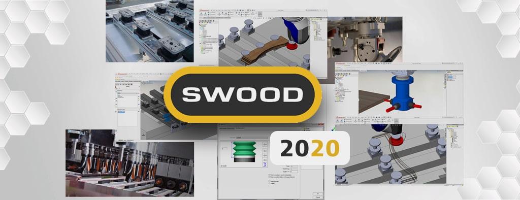 Nowości SWOOD 2020 CAD CAM - dpstoday - dps software - solidworks