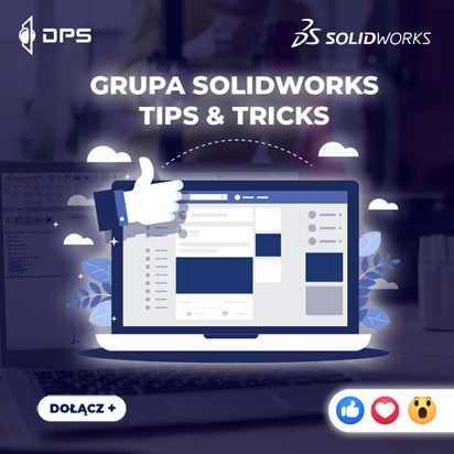 Grupa SOLIDWORKS Tips&Tricks na Facebooku